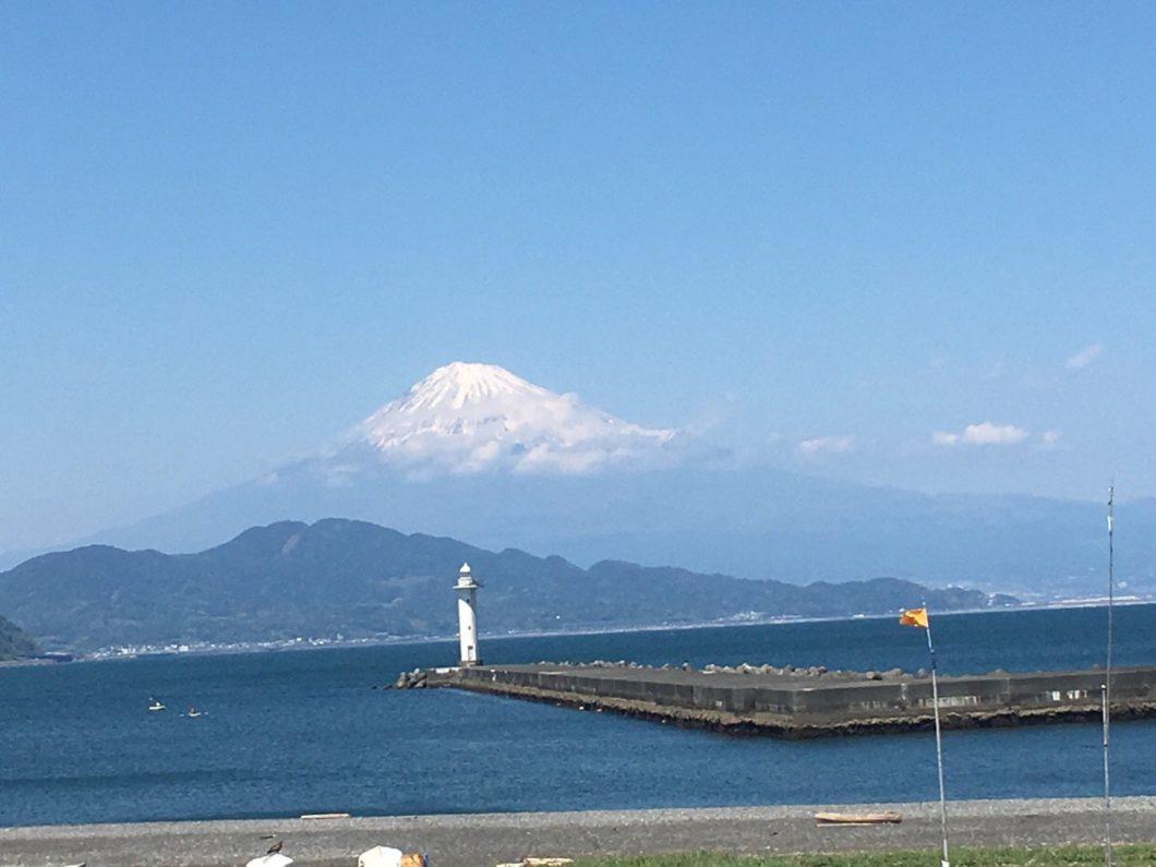 三保真崎海水浴場