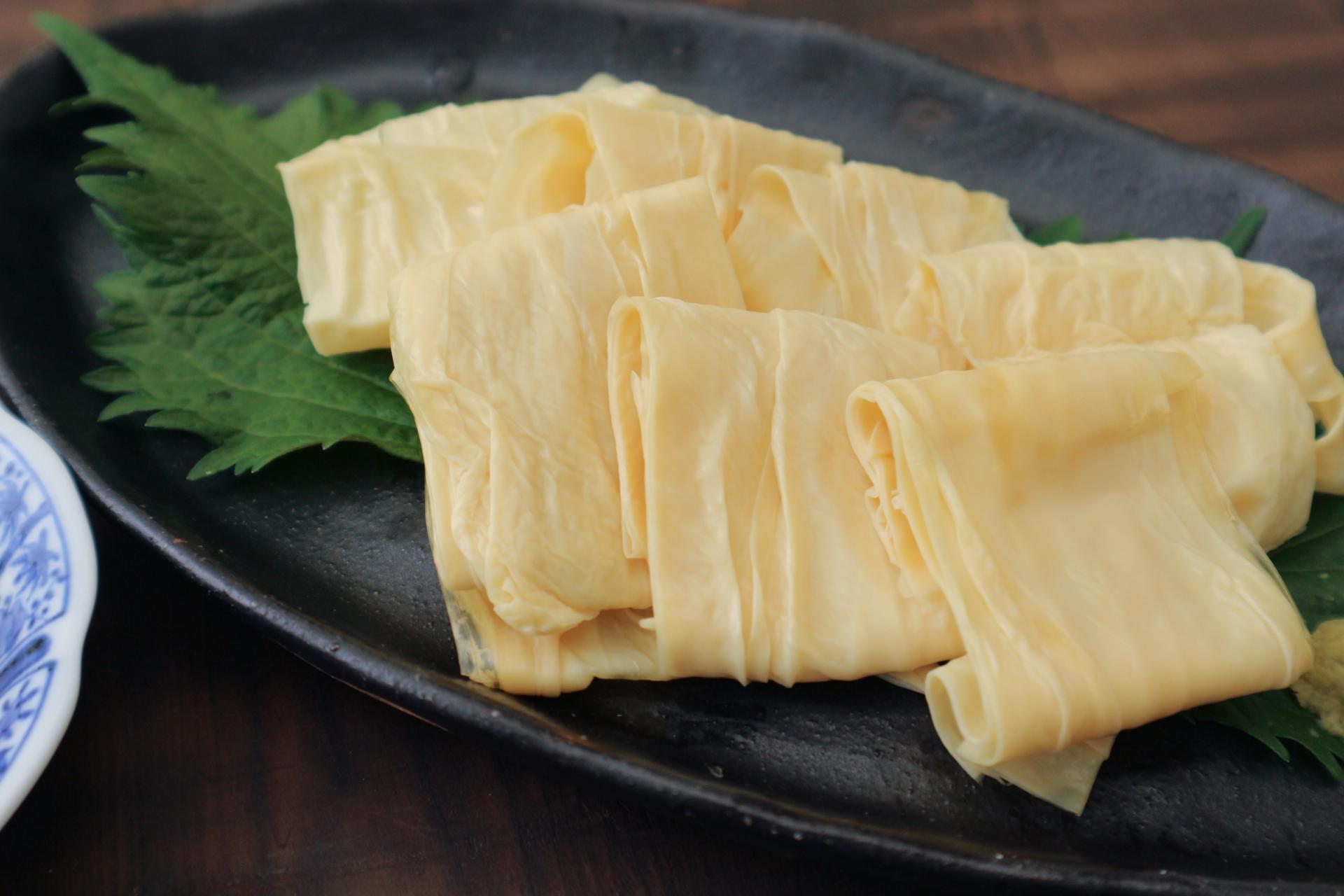 生湯葉はそのまま生で食べるのが正解?知っておきたい美味しい生湯葉の食べ方!