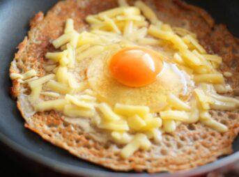 【ほんまでっか!?TV】10分時短できるチーズガレットの作り方